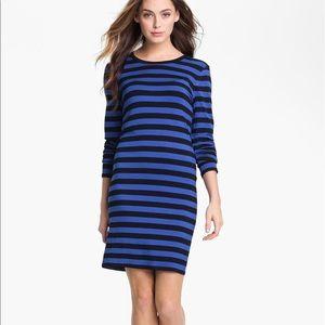 Michael Michael Kors Jersey striped dress
